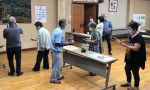 宗賀公民館タブレット(iPad)入門講座